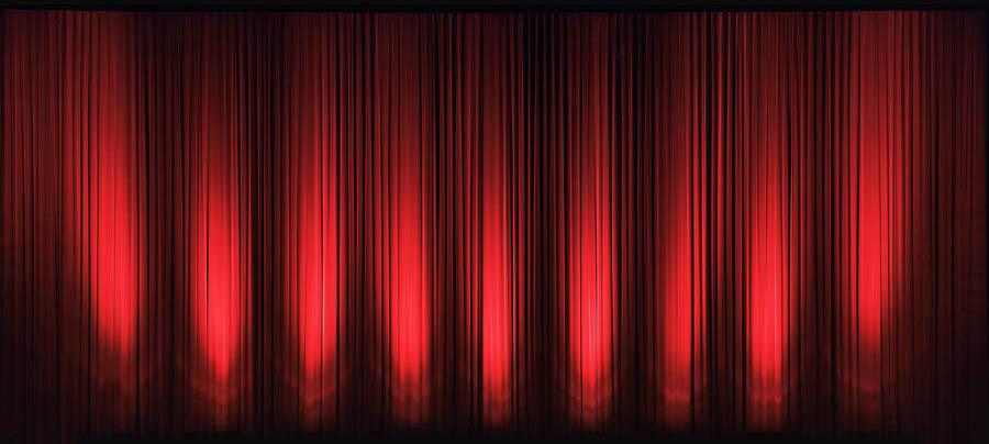 Cineplex Münster, rot