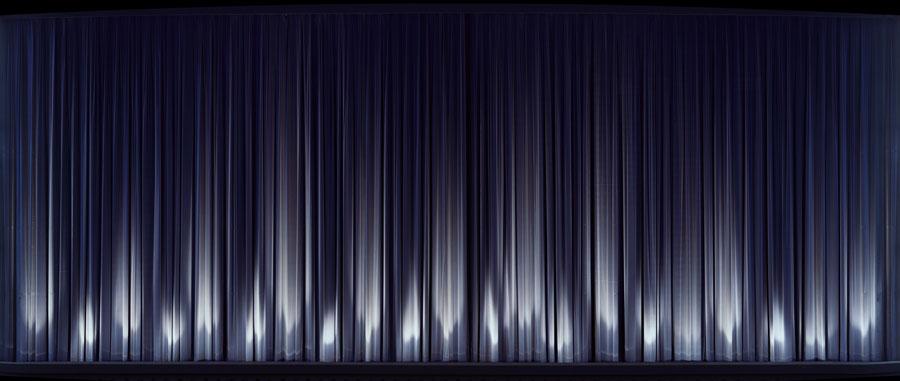 Cineplex Paderborn, blau
