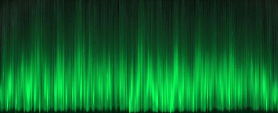 Cinestar Frankfurt, grün