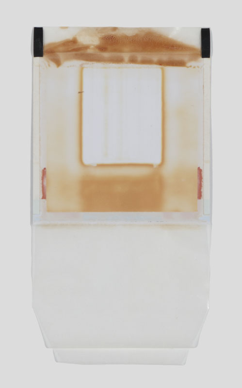 Her heart belongs to rothko, Triptychon 2, Polaroid